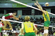 نتایج نخستین روز مسابقات والیبال دسته اول فارس مشخص شد