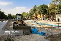 وضعیت این روزهای چهارباغ عباسی اصفهان به روایت تصویر!