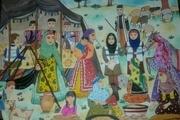 دانش آموز بشرویه در مسابقات بین المللی نقاشی سوم شد