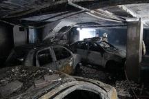 مسببان آتش سوزی مجتمع مسکونی شیروان مجازات می شوند