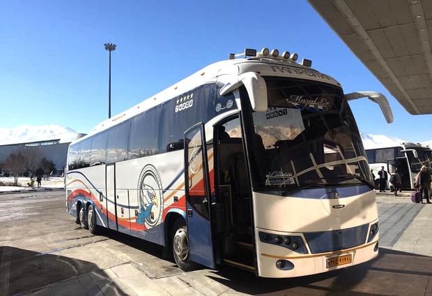 پیشفروش بلیت اتوبوس سفرهای نوروزی در همدان آغاز شد