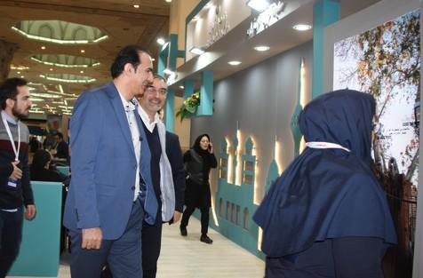 """افتتاح نخستین نمایشگاه """"مسکن و شهرسازی"""" در مصلی امام خمینی (س)+تصاویر"""