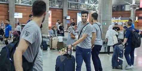 تیم ملی والیبال بدون کولاکوویچ به ایران باز می گردد