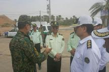 آمادگی کامل نیروی انتظامی استان کرمانشاه برای خدمت رسانی به زوار