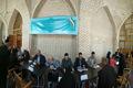 اعضای شورای شهر قزوین در نهضت میز خدمت شرکت کردند