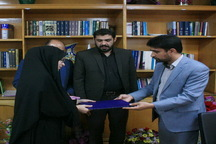 اداره کل کتابخانه های استان اصفهان 30 طرح در دست ساخت دارد