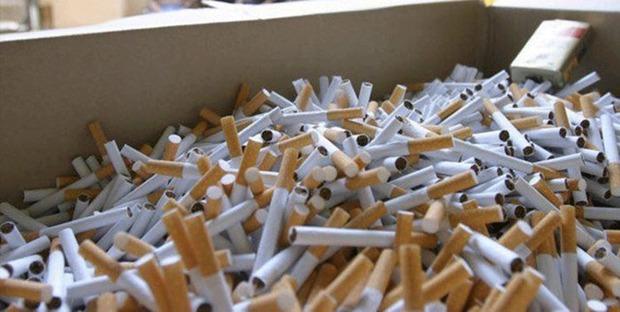 کشف بیش از ١۸١ هزار نخ سیگار قاچاق در سالجاری