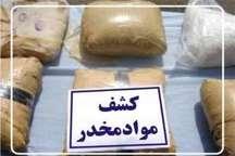 2 تن و 410 کیلوگرم مواد مخدر در ایرانشهر کشف شد