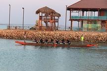 رقابتهای قایقرانی استعدادهای برتر کشور در بوشهر آغاز شد