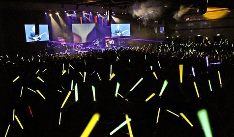 گزارش کنسرتهای تهران در شبهای سال نو