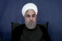 واکنش اینستاگرامی روحانی به تحریمهای جدید علیه ایران