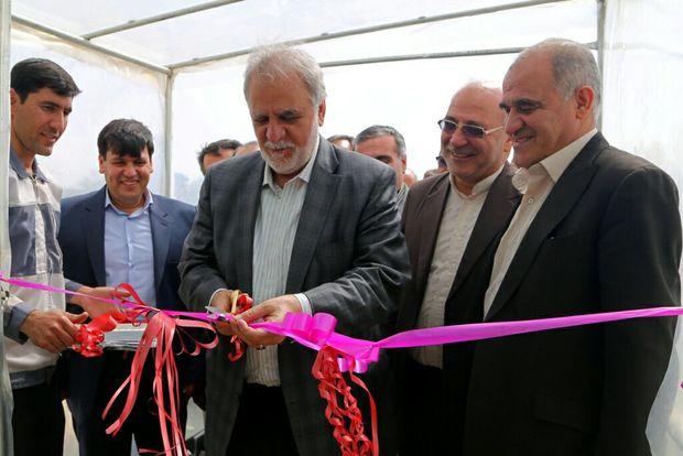 303 طرح کشاورزی با حضور وزیر اقتصاد در اصفهان به بهره برداری رسید