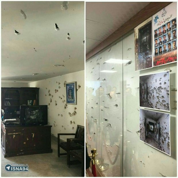 انتقاد یک نماینده از بازسازی آسیبهای وارده به ساختمان مجلس در اثر حمله تروریستی