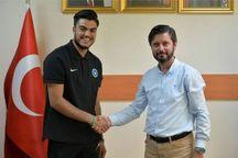 والیبالیست ارومیهای به تیم بورسای ترکیه پیوست
