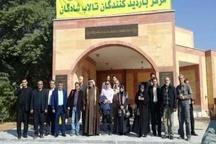 ورود هیئت عراقی به خوزستان برای شرکت در برنامه مشورتی احیای تالابهای بینالنهرین