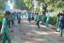 آیین «زنگ تحرک شهروندی» در تهران برگزار شد