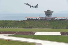 کره شمالی جنگنده های خود را در نزدیکی کره جنوبی مستقر کرد