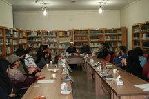 برگزاری جلسه توجیهی ویژه راهیافتگان به مرحله باز بینی دومین جشنواره تئاتر روح الله