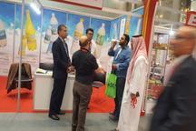 حضور یک شرکت تعاونی ابرکوه در بین برترین تولید کنندگان ایرانی نمایشگاه قطر