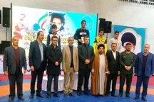 جام شانزدهمین دوره مسابقات کشتی شهید هاشمی نژاد به بهشهر رسید