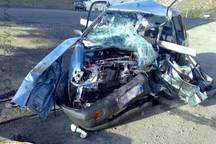 تصادف در محور آباده به شیراز 5 کشته داشت