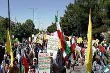 نماینده ولی فقیه در بسیج: روز قدس امنیت و مشروعیت صهیونیسم را به چالش کشیدهاست