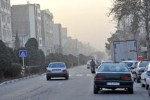 غرب خوزستان غبارآلود است