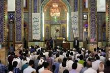 برنامه های ویژه عید فطر در مساجد جنوب پایتخت برگزار می شود