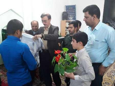 قهرمان پروری در منطقه سیستان با درخشش امید آرامی آغاز شده است