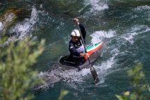 رودخانه کرج میزبان تیم ملی اسلالوم بانوان شد