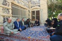 خبرنگاران از پناهگاه حیات وحش قمیشلوی اصفهان دیدن کردند