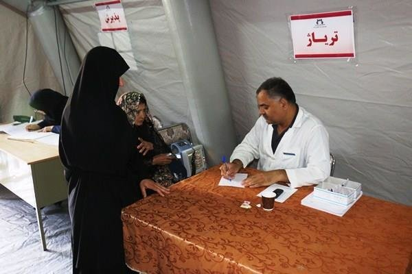 اعلام آمادگی رئیس دانشگاه علوم پزشکی برای راهاندازی بیمارستان سیار در منطقه زلزلهزده غرب کشور
