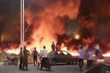 اسامی برخی مصدومان حادثه اتوبوس مسابری کرمان با تانکر سوخت اعلام شد