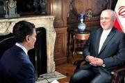 ظریف: ترامپ نامهای به رهبر ایران نداد/ نخست وزیر ژاپن پیامی شفاهی آورد