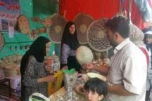 هشت میلیارد ریال صنایع دستی در بوشهر فروش رفت