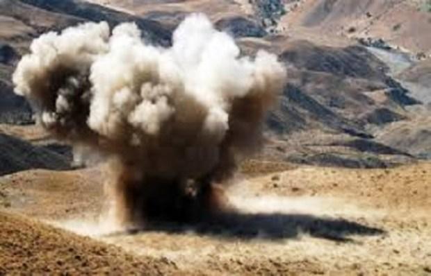 انفجار مین در دهلران حادثه آفرید