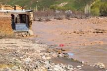 سیل به روستاهای اهر خسارت زد