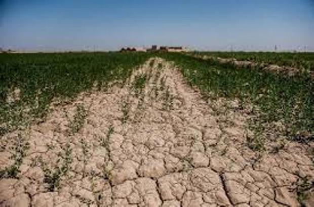 بحران آب؛ سال خشکی