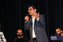 تصاویر   کنسرت موسیقی فولکلور گروه آرشیدا در رودسر