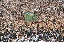 کشته شدن یک تن به دنبال شایعه بمبگذاری در حرم امام موسی کاظم(ع)