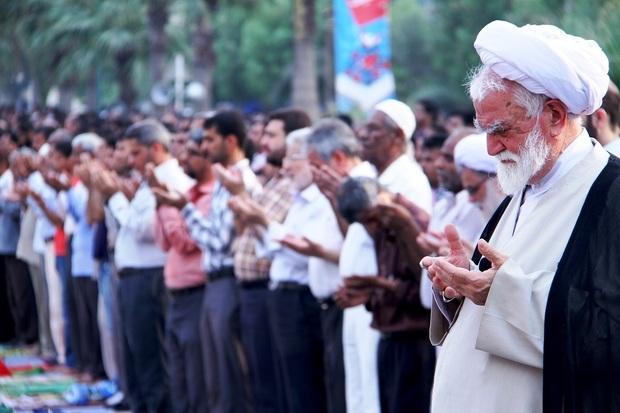 نماز عید فطر مقابل مسجد جامع بندرعباس برگزار می شود