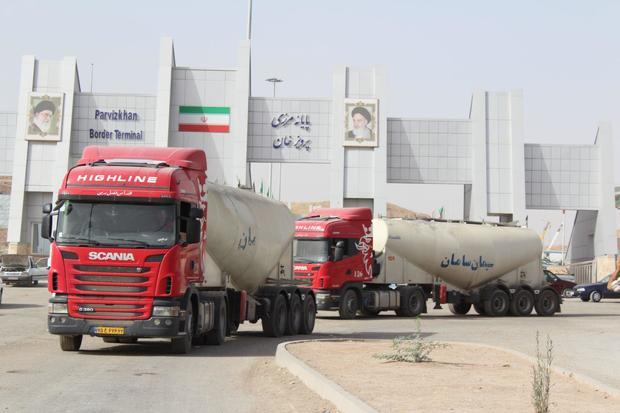 فعالیت تجاری مرزهای خسروی و پرویزخان در روز عید قربان متوقف نمی شود
