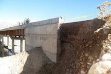 تردد روی پل سوم بشار یاسوج ممنوع شد