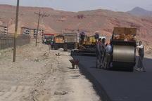 عملیات احداث 35 کیلومتر راه روستایی در سلماس آغاز شد