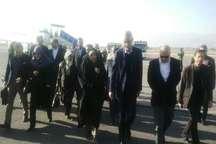 رئیس سازمان حفاظت محیط زیست کشور وارد شیراز شد
