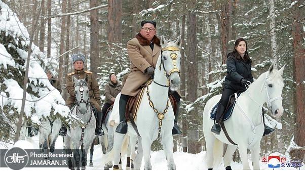 عکس/ باز هم سیگنال معنادار رهبر کره شمالی