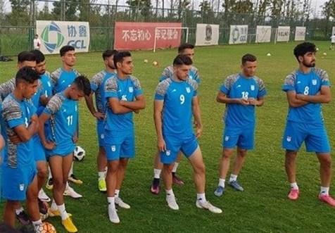 تیم ملی فوتبال امید وارد جاکارتا شد