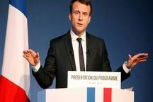 رئیس جمهور فرانسه: فلسطینیها باید کشور مستقل داشته باشند