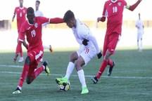 توقف تیم امید ایران مقابل اردن بعد از سه پیروزی