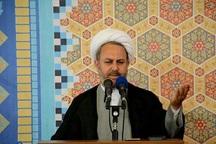 امام جمعه نوشین شهر: امت حزب الله ایران اسلامی با هیچ کس عقد اخوت نبسته اند
